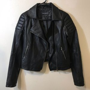 Brandy Melville Leather Jacket